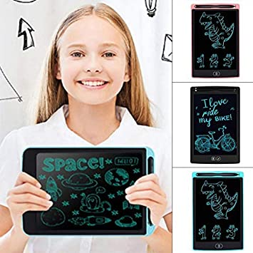 Zippem 6.5inch LCD Electronic Drawing Board Kids Grobe Handschrift Writing Tablet Tablets