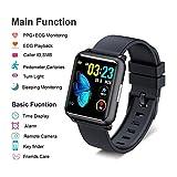 Zoom IMG-1 qka fitness smart watch con