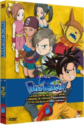 Blue Dragon-vol. 5/5