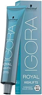 Schwarzkopf IGORA ROYAL HIGHLIFTS Permanent Color Creme (12-0 Special Blonde Natural)