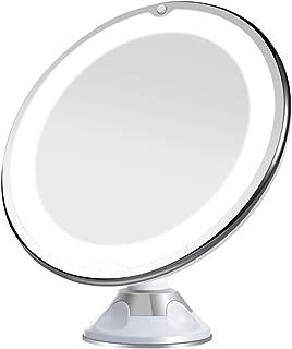 Artemis 10x Aumento Espejo con Luz Led Espejo de Aumento