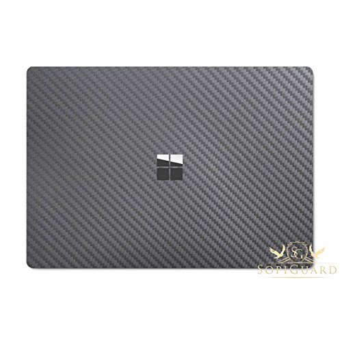 sopiguard microsoft surface laptop carbon fiber case