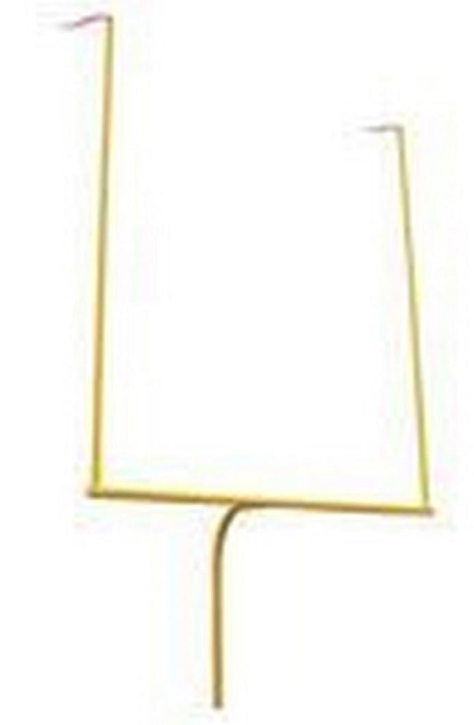 効率的にイディオムディスクAll Star College Football Goalpost with風方向Streamers
