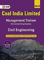 Coal India Ltd. 2019-20: Management Trainee - Civil Engineering