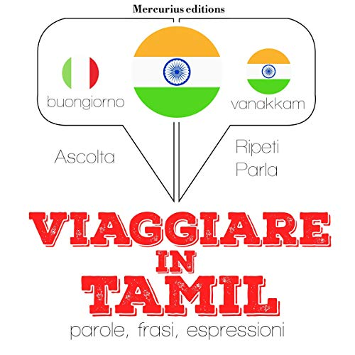 Viaggiare in Tamil audiobook cover art