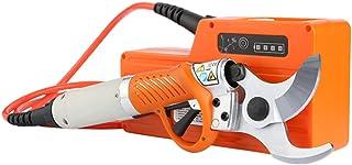 Xyfw Tijeras De Podar Eléctrica Sin Cable Eléctrico Árbol Podador 36V Batería Recargable Ajustable Shear Branch Tijeras De Poda Herramientas 50Mm
