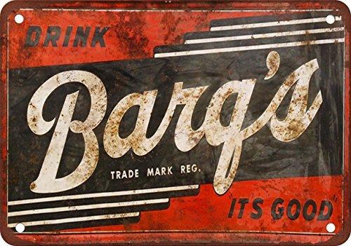 metalsigns Barq 's Root Beer Vintage Look Reproduktion Metall blechschild 30,5x 45,7cm