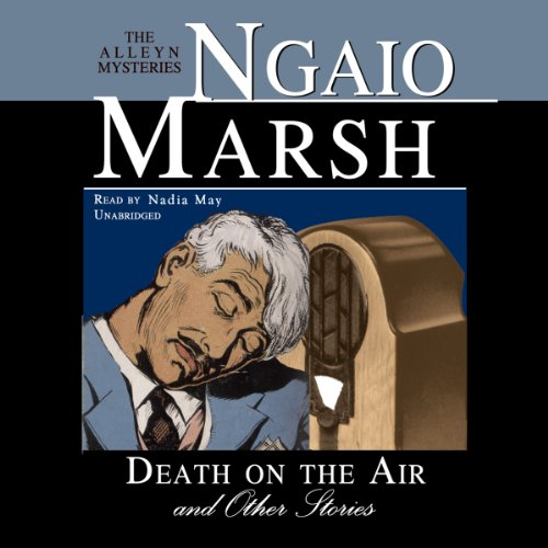Death on the Air and Other Stories audiobook cover art