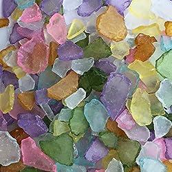 Seeglas - Kostbare Mosaik Scherben aus dem Meer