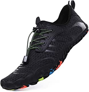 Water Shoes for Women Men Barefoot Quick-Dry Shoes Aqua Shoes Swim Shoes Mens Womens Water Sports Shoes