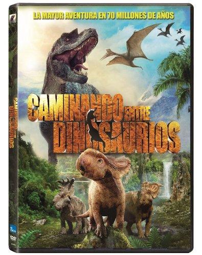 Caminando Entre Dinosaurios [DVD]