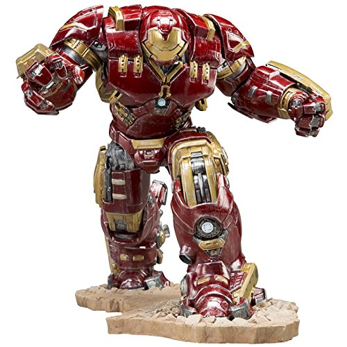 Kotobukiya Estatua Hulkbuster Iron Man Vengadores Avengers Age of Ultron PVC ARTFX+