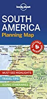 Lonely Planet South America Planning Map 1 (Planning Maps)