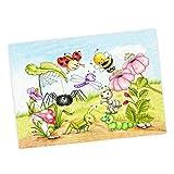 nikima Schönes für Kinder 063 Krabbeltiere Zeichnung -