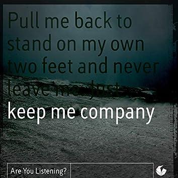Keep Me Company (feat. Carlos Castaño, Paolo Valenciano, the Walkie Talkies, Joseph Wu, Marco Dinglasan, Julianne Tarroja, Nyco Maca)