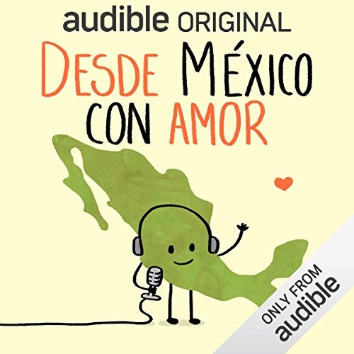 Desde México con Amor                   By:                                                                                                                                 Maquina 501                               Narrated by:                                                                                                                                 Ricardo Ribón,                                                                                        Ricardo Moreno,                                                                                        Oswaldo Casares,                   and others                 Length: 1 hr     14 ratings     Overall 4.8