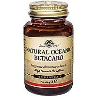 SOLGAR BETA-CAROTENO OCEANICO 60 CAPSULAS