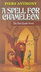Cover of A Spell for Chameleon
