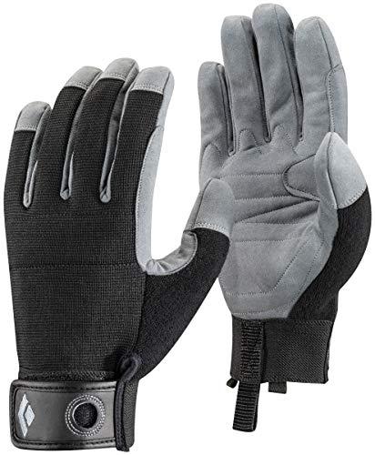 Black Diamond Crag Unisex-Handschuhe, Schwarz (Black), M