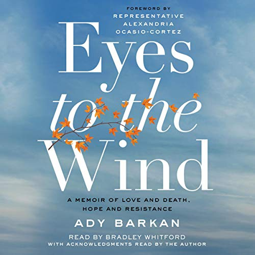 Eyes to the Wind audiobook cover art