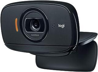 ロジクール ウェブカメラ C525n ブラック HD 720P ウェブカム ストリーミング 折り畳み式 360度回転 国内正規品 2年間メーカー保証