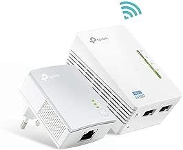 TP-Link TL-WPA4220 KIT - 2 Adaptadores de Comunicación por