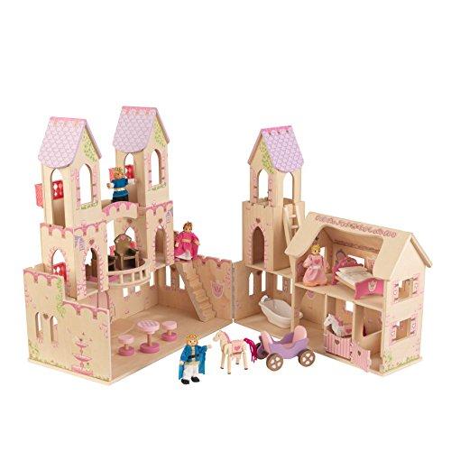 KidKraft 65259 Puppenschloss Princess Castle
