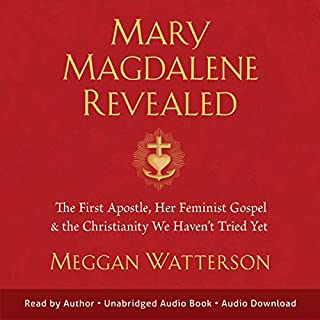 Mary Magdalene Revealed audiobook cover art