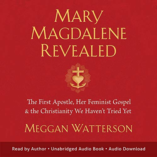Mary Magdalene Revealed cover art