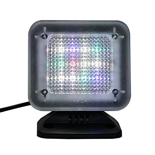 MaximalPower Home Security TV Light Simulator with Built-in Light Sensor Timer US Plug for Burglar...