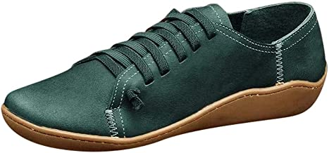 Kauneus Retro Casual Comfortable Loafers Flat Soft Round Toe Simple Shoes Creative Strappy New Walking Shoes Versatile
