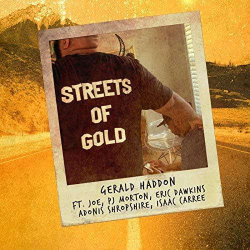 Gerald Haddon feat. JOE, Isaac Carree, Pj Morton, Eric Dawkins & Adonis Shropshire