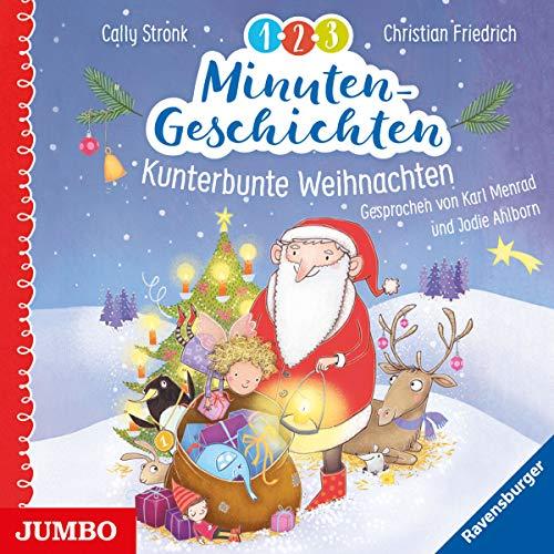 Kunterbunte Weihnachten Titelbild