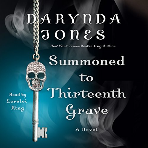Summoned to Thirteenth Grave audiobook cover art