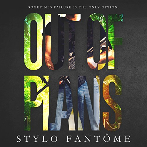 Out of Plans audiobook cover art