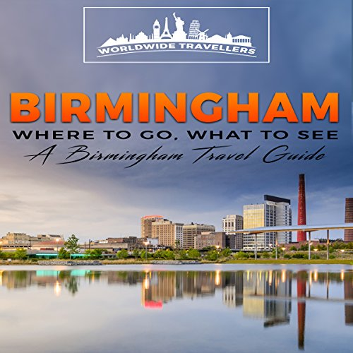 Birmingham audiobook cover art