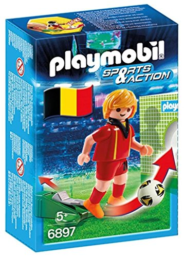 Playmobil Sports & Action 6897 Figura construcción