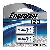 Energizer TECHNUITY INC EL123APB2 Battery 123 Photo Batt 2P