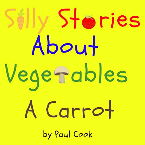 A Carrot audiobook cover art