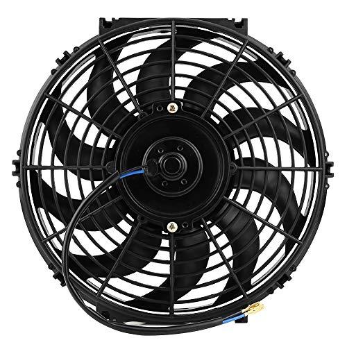 Ventilador de refrigeración del motor, Fydun ventilador universal de 12 pulgadas para...