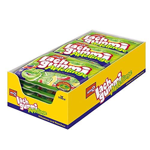 Nimm 2 Lachgummi Apfellinge, 5er Pack (5 x 225 g)