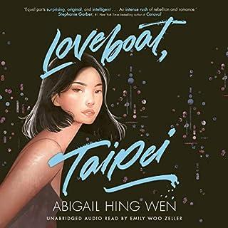 Loveboat, Taipei cover art