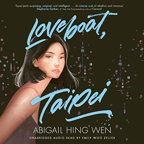 Loveboat, Taipei cover art