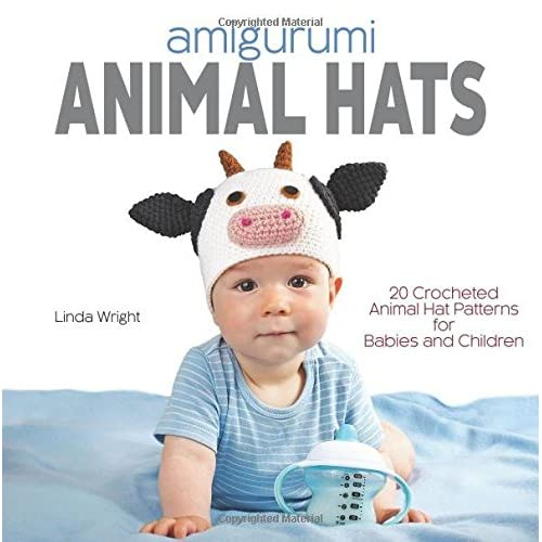55b296d490a Amigurumi Animal Hats  20 Crocheted Animal Hat Patterns for Babies and  Children