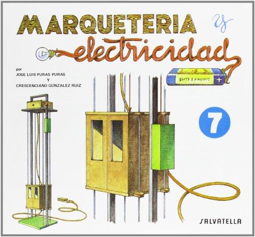 Marqueteria y electricidad 7: Ascensor (Marquetería y electricidad)
