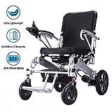 Ultraleichter Faltbarer Elektrischer Rollstuhl, Tragbarer Medizinischer Roller