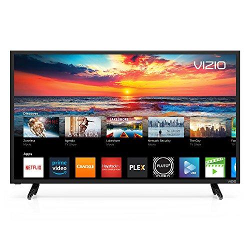 VIZIO D24f-F1 Téléviseur DEL intelligent 24 po 1080p (2018), noir - 1