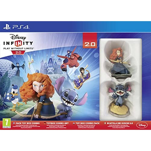Disney Infinity 20 Toy Box Combo Pack [Region 2]
