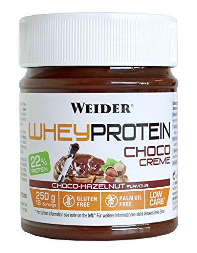 JOE WEIDER VICTORY Protein Spreads Whey Protein 250 g (Choco Cream)