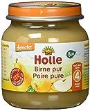 Holle Birne pur, 6er Pack (6 x 125 g) - Bio